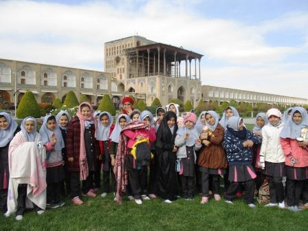 イランの子供達
