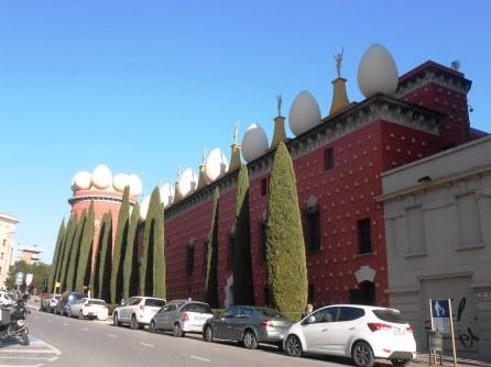 ユーラシア旅行社で行くバルセロナツアー