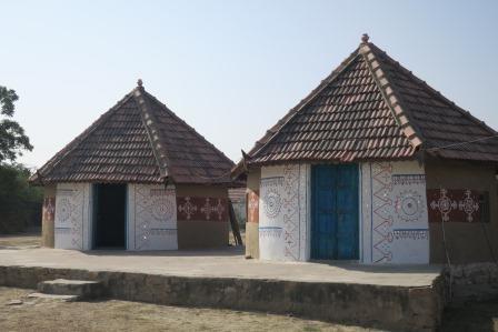 ビリンディアラ村のブンガ