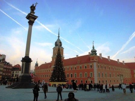 ワルシャワの王宮前広場_2