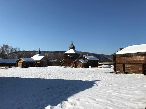 タリツィ木造建築博物館