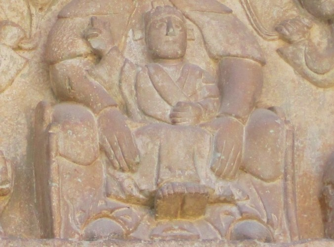 ムーラの聖母子像