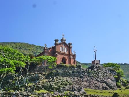 野崎島・旧野首教会
