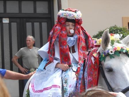 王様の騎馬行進