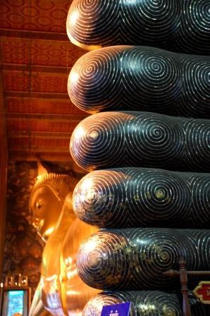 「ワット・ポー」の涅槃仏