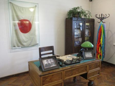 杉原千畝の書斎