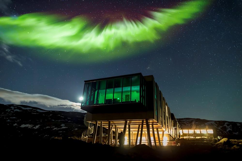 アイスランドのイオンホテル