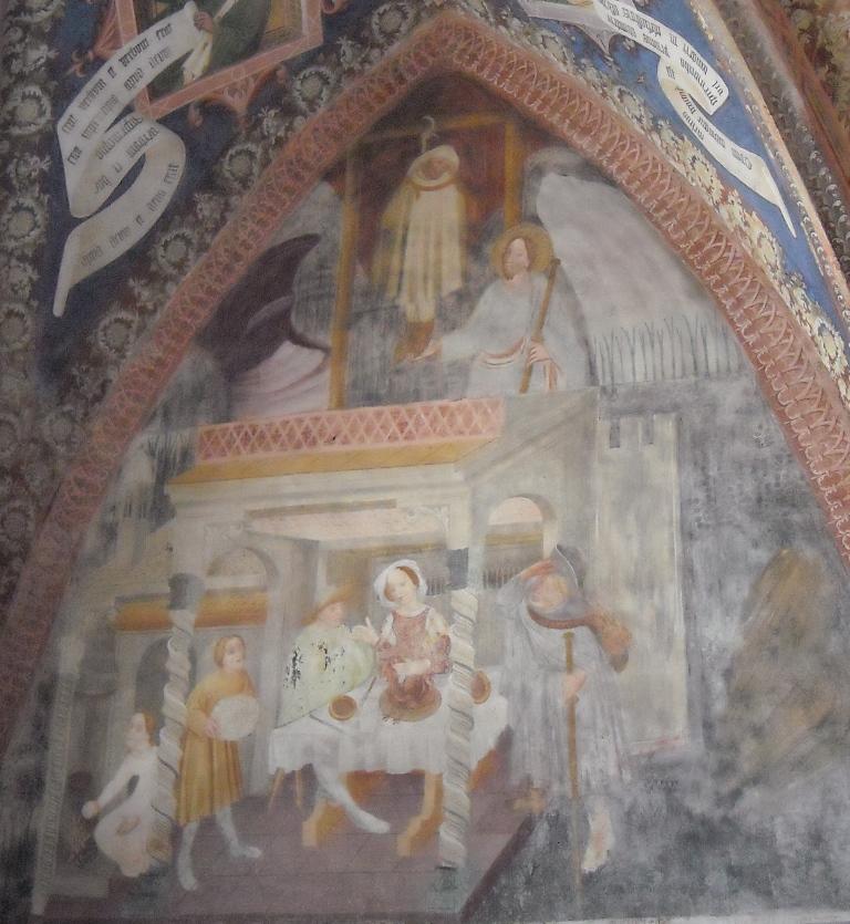 イタリア、カステラッツの聖ジャコモ教会