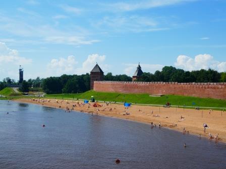 ノブゴロドヴォルホフ川