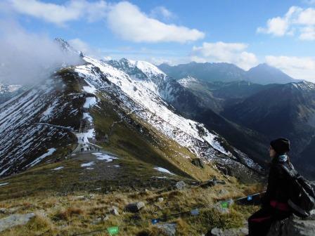 タトラ山脈、ポーランド、ザコパネ