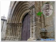 スペイン。プラセンシアの旧大聖堂