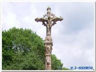 フォントネー修道院の磔刑