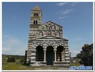 サルディーニャ島・サッカルジャ教会