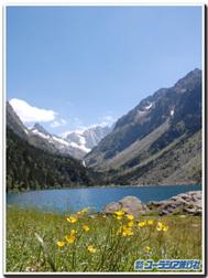 フランス、ゴーヴ湖