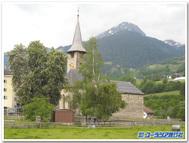 ツィリス「サン・マルティン教会」
