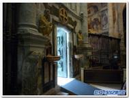 サンティアゴ・デ・コンポステーラ大聖堂免罪の門