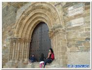 ヴィジャ・フランカ・デ・ビエルソの免罪の門