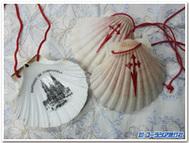 サンティアゴ帆立貝
