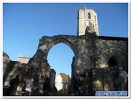 フランス、ラ・ソーヴ・マジュールの旧聖ジェロワ修道院