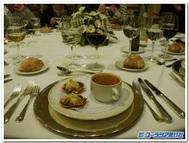 美味しい食卓(レオンノパラドール食事一例)