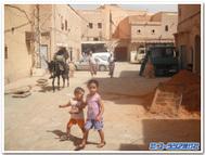 アルジェリアの子等(ムザブにて)