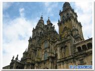 サンティアゴ・デ・コンポステラ大聖堂