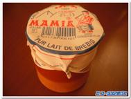 羊の凝乳、バスクのマミア