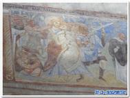 イタリア、サンタンジェロ・インフォルミス教会