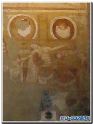 ノアン・ヴィック「サン・マルティン教会」の十字架降架