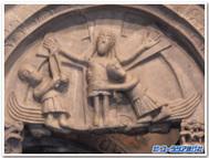 イタリア「チロル城」の十字架降架