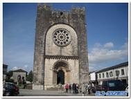 北スペイン、ポルトマリンの聖ニコラ教会(12世紀)