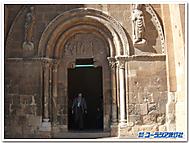 レオン、サンイシドロ教会の免罪の門、開いてた
