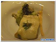 スペイン、海草の(上品な)調理例