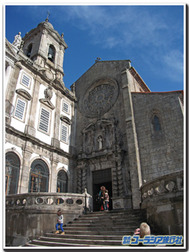 ポルトガル、ポルトのサンフランシスコ教会