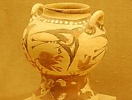 ギリシャ、古代サントリーニの壺