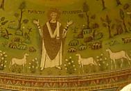 イタリア、ラヴェンナ、サンタポリナーレインクラッセ教会