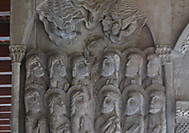 スペイン、サント・ドミンゴ・デ・シロス修道院の聖霊降臨