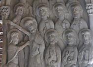 スペイン、サント・ドミンゴ・デ・シロス修道院の「不信のトマス」
