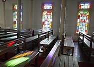 福江島、貝津教会