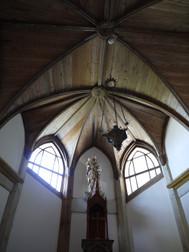 久賀島の旧五輪教会
