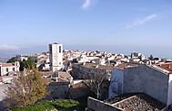 イタリア、プーリア州、ガルガノ半島の聖地モンテ・サンタンジェロ