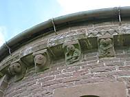 イギリス、キルペックのセント・メアリー&デヴィッド教会