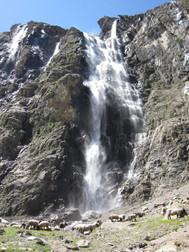 ガバルニー滝