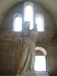 フォントネー修道院の礼拝堂