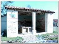 ゲバラの遺体が公開されたセニョールマルタ病院洗濯場